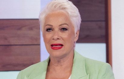 Piers Morgan slammed by Denise Welch over remarks on Simone Biles mental health