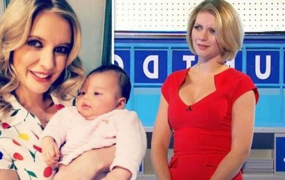 Rachel Riley and husband Pasha potty-trained daughter from 3 months Saved loads of money