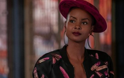 Run the World's Andrea Bordeaux Breaks Down That Finale Revelation and Shares Hopes for Season 2