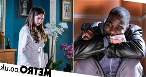 Spoilers: Ruby fears Isaac has killed the kids in EastEnders