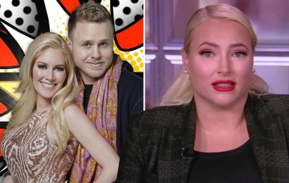 The Hills' Spencer Pratt nominates wife Heidi Montag to replace The View's Meghan McCain after co-host quits the show