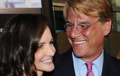 The Real Reason Kristin Davis And Aaron Sorkin Broke Up
