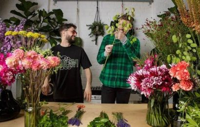 Two-thirds of men have been given bouquets of flowers – and liked them