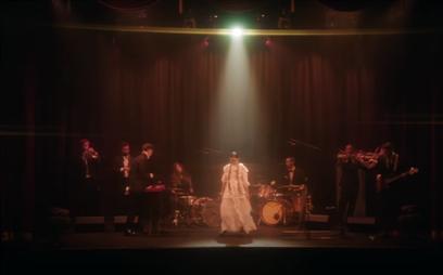 Watch Japanese Breakfast Perform 'Paprika' on 'Kimmel'