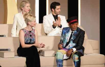Watch Spike Lee Accidentally and Prematurely Reveal Cannes' Palme d'Or Winner