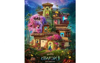 Watch the Trailer for Disney's Newest Animated Film 'Encanto'