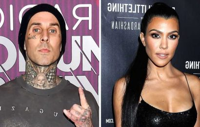 Why Fans Are Convinced Kourtney Kardashian and Travis Barker Are Engaged