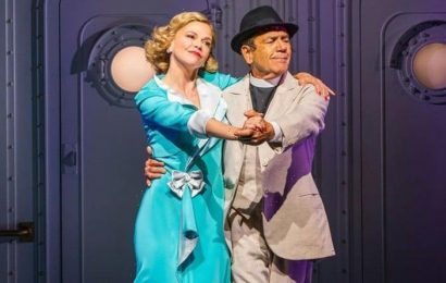 Anything Goes: A witty hit in 1934, a witty hit today