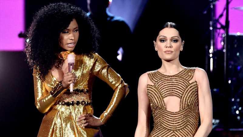 Are Jessie J And Nicki Minaj Feuding?