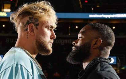 Cops Called to Jake Paul and Tyron Woodley Fight Due to Bomb Threats