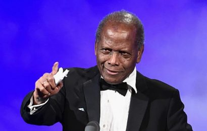 Film Academy Museum's Lobby to Be Named for Sidney Poitier