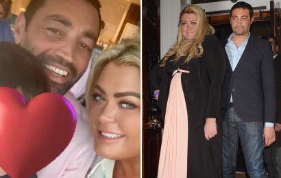 Gemma Collins calls her boyfriend Rami her 'destiny' as she hints at wedding plans