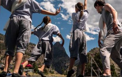 How Creede Repertory Theater bonds this small Colorado town