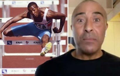 I freak out Colin Jackson opens up on battle with severe allergies and impact on career