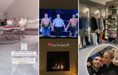Inside Molly-Mae Hague and Tommy Fury's £1.3m Cheshire mansion as she lands huge new PLT job – The Sun