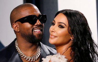Kanye West and Irina Shayk split after secret lunch date with Kim Kardashian