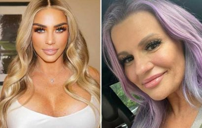 Katie Price supported by pal Kerry Katona after 'devastating' alleged attack as she sends heartfelt message