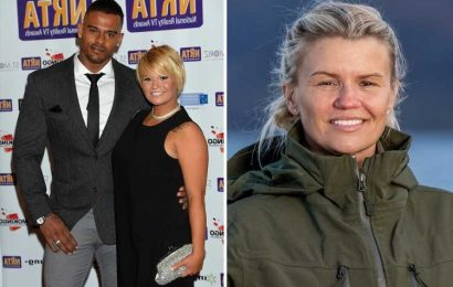 Kerry Katona says Celebrity SAS was 'therapy' and helped her grieve for late ex-husband George Kay