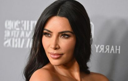 Kim Kardashian says how well-endowed ex Kanye West is in cheeky unearthed clip