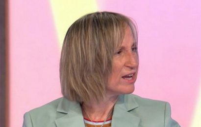 Loose Womens Carol McGiffin lashes out at hypocritical monster Piers Morgan