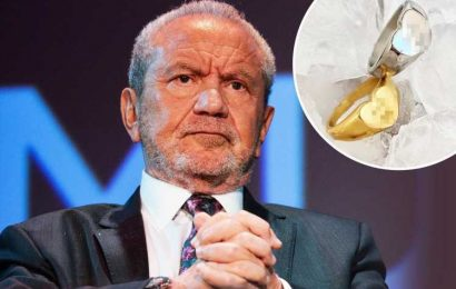 Lord Sugar put money where his mouth is by investing in expletive-ridden jewellery