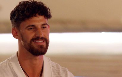 Love Islands Matthew had chat with Dale about fancying Mary but it never aired