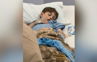 Mom urges masks in school after son experiences rare COVID-19 complication