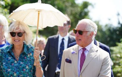 Prince Charles and Camilla relocate for Queen as she spends first summer without Prince Philip