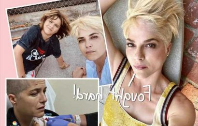 Selma Blair In Remission From Multiple Sclerosis After Being 'Told To Make Plans For Dying'!