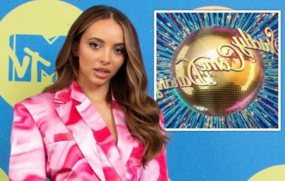 Strictly Come Dancing: Little Mix's Jade Thirlwall in line-up as fans spot clue?
