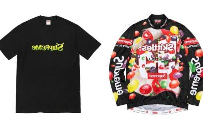 Supreme Fall/Winter 2021 Tops and Tees