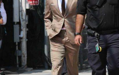 Ted Lasso star Cristo Fernandez stopped by Jimmy Kimmel Live links