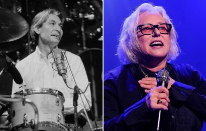 The Go-Go's Remember Charlie Watts, 'A Gentleman Through and Through'
