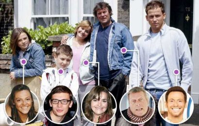 What EastEnders' Miller family stars are doing now – from bankruptcy to working in a posh pub