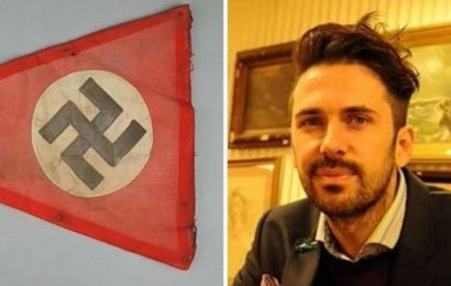 'Hugely disrespectful' Bargain Hunt expert blasted for selling Nazi memorabilia