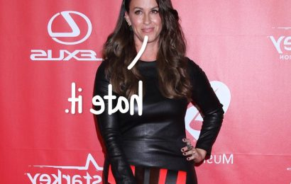 Alanis Morissette Bashes Her Own HBO Documentary Amid Statutory Rape Claims, Says Much Is 'Simply Not True'