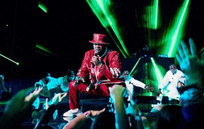 Busta Rhymes's Commanding VMAs Performance Is One Brooklyn Won't Ever Forget