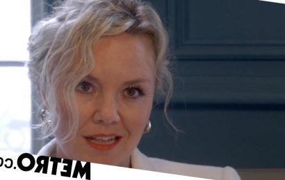 EastEnders airs Janine's huge return scenes as she masquerades as a doctor