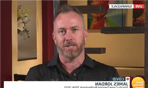 Furious James Jordan calls for Strictly pros who refused Covid jab to be sacked from show