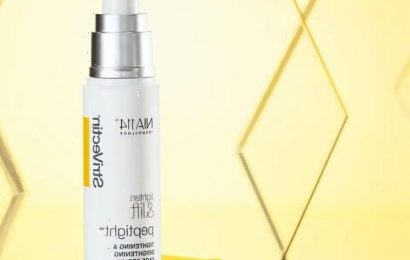 Get This Powerful Tightening & Brightening Peptide Serum for 50% Off at Ulta