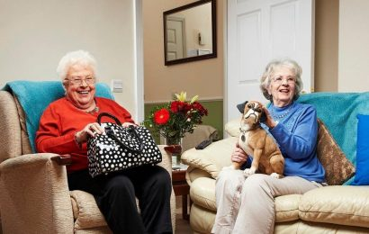 Gogglebox' Marina pays emotional tribute to best friend Mary after her death