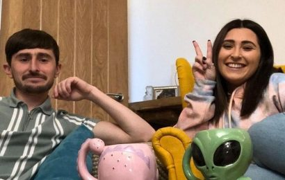 Goggleboxs Sophie obsessed with nephew as Pete jokes about baby coming on show