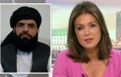 How is that no retaliation? Taliban grilled as Susanna confronts him on Kabul bloodshed