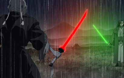 In 'Star Wars: Visions,' Lucasfilm and Anime Join Forces, and Go Rogue