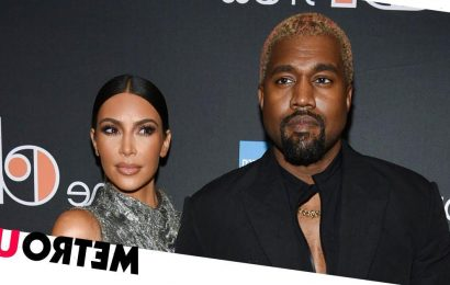 Kanye West unfollows Kim Kardashian on Instagram amid divorce