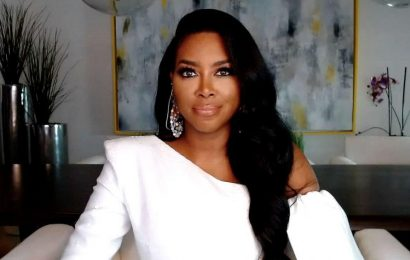 Kenya Moore Says Attending Gregg Leakes' Funeral Was a 'No-Brainer'