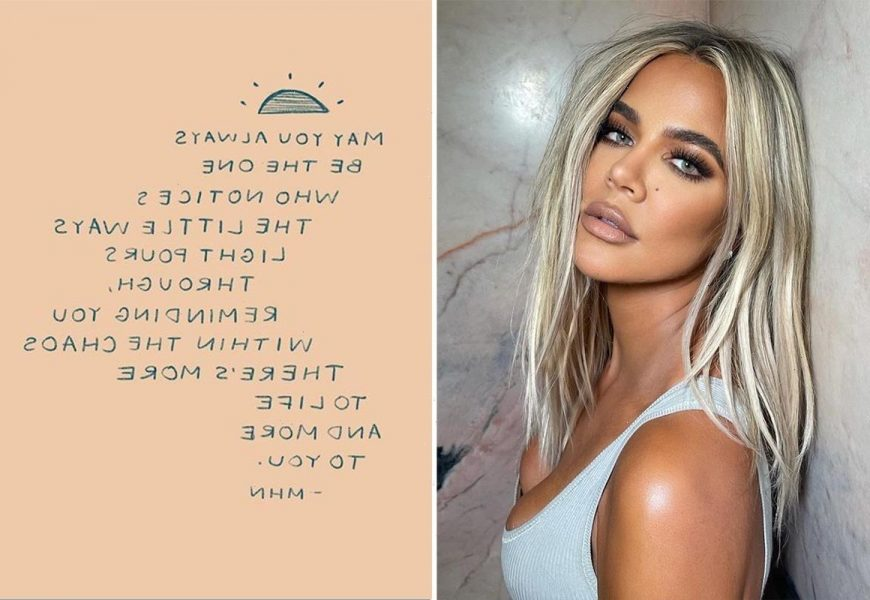 Khloe Kardashian shares cryptic posts about 'breaking the rules' & 'chaos' after she was 'banned' from the Met Gala