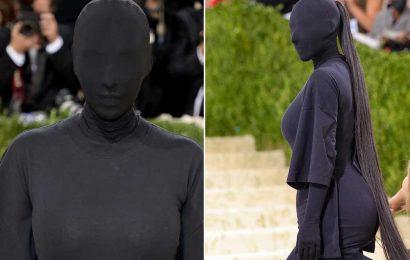 Kim Kardashians Met Gala ponytail cost $10K