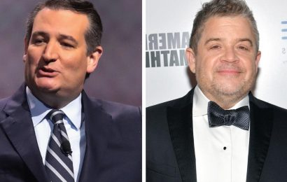 Patton Oswalt Fires Back After Ted Cruz Slams Him for Canceling Shows Over Covid Safety