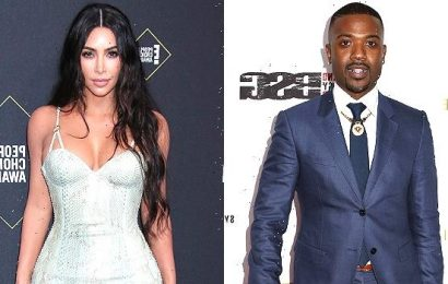 Ray J Breaks Silence After Buzz That He & Kim Kardashian Have A 2nd Sex Tape
